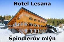 Horský hotel Lesana