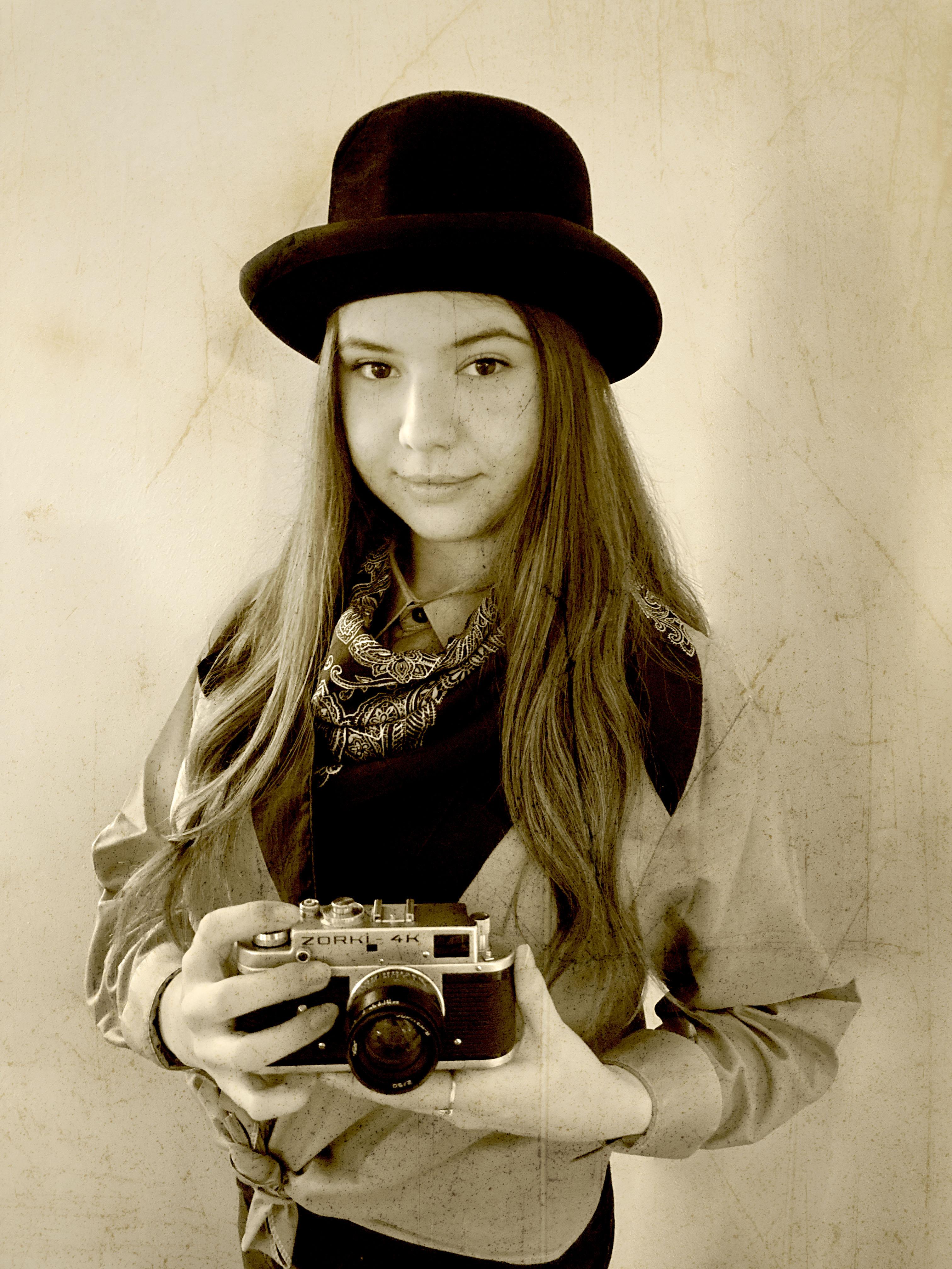 Fotografie - Leona Burdová